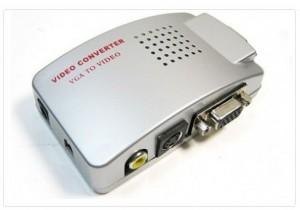 دستگاه مبدل VGA به AV